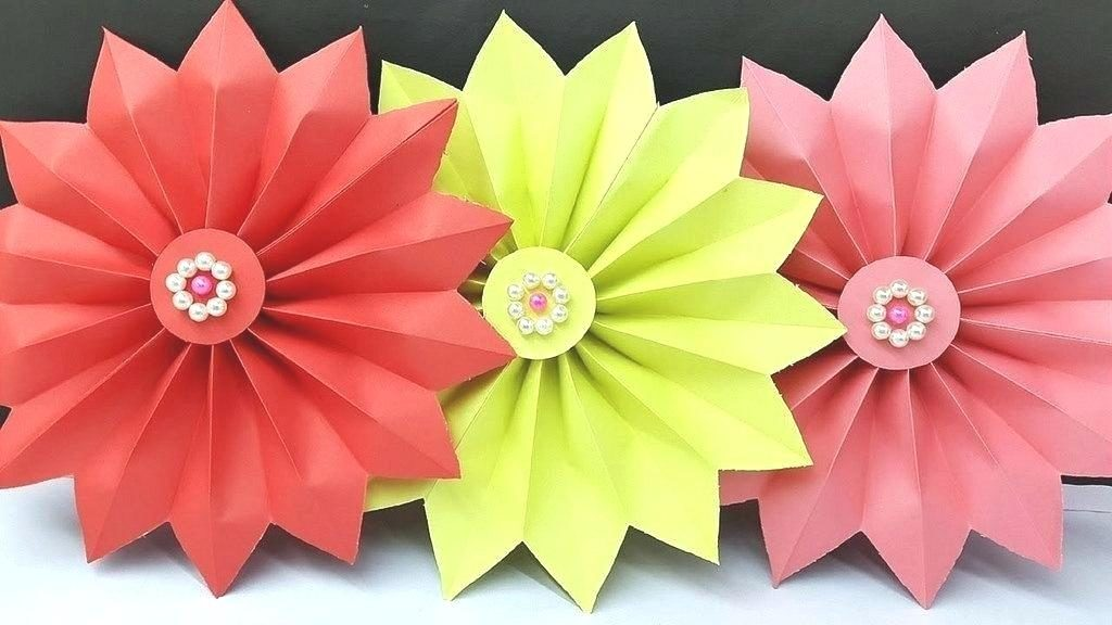 How to decorate your home with paper craft accessories –top